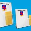 Sign-holder-brochure-holder-combo1