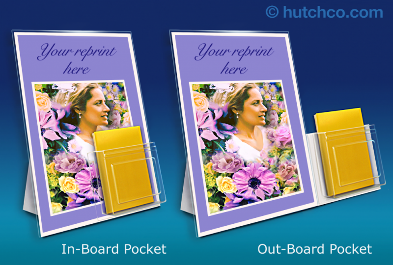 Hutcho Plastic Displays Help You Focus and Save Money