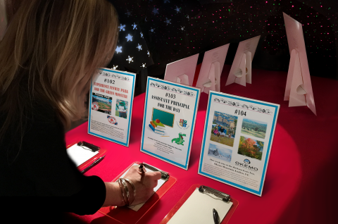 Using Tabletop Displays Throughout Your Place of Business